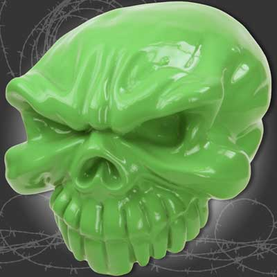 Profile BaZecoat - Toxic Green