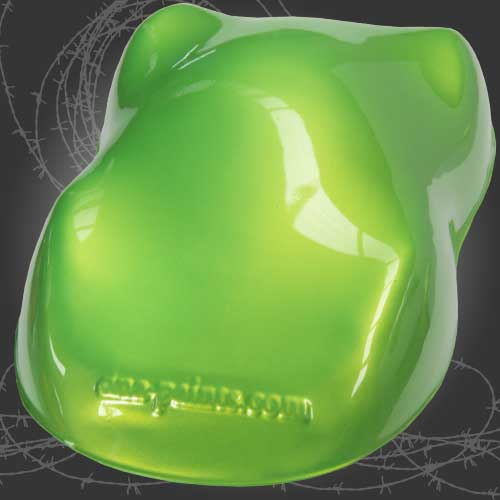 Candy Basecoat - Tsunami Green