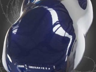 Candy Basecoat - Blue Monsoon