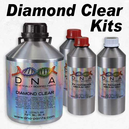 Diamond Clear Kits