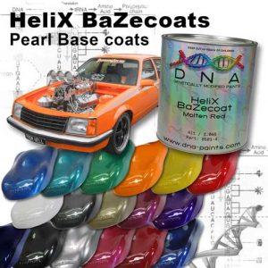 HeliX BaZecoats Custom Paint