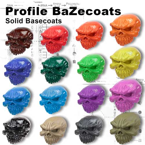 Profile Solid Basecoats