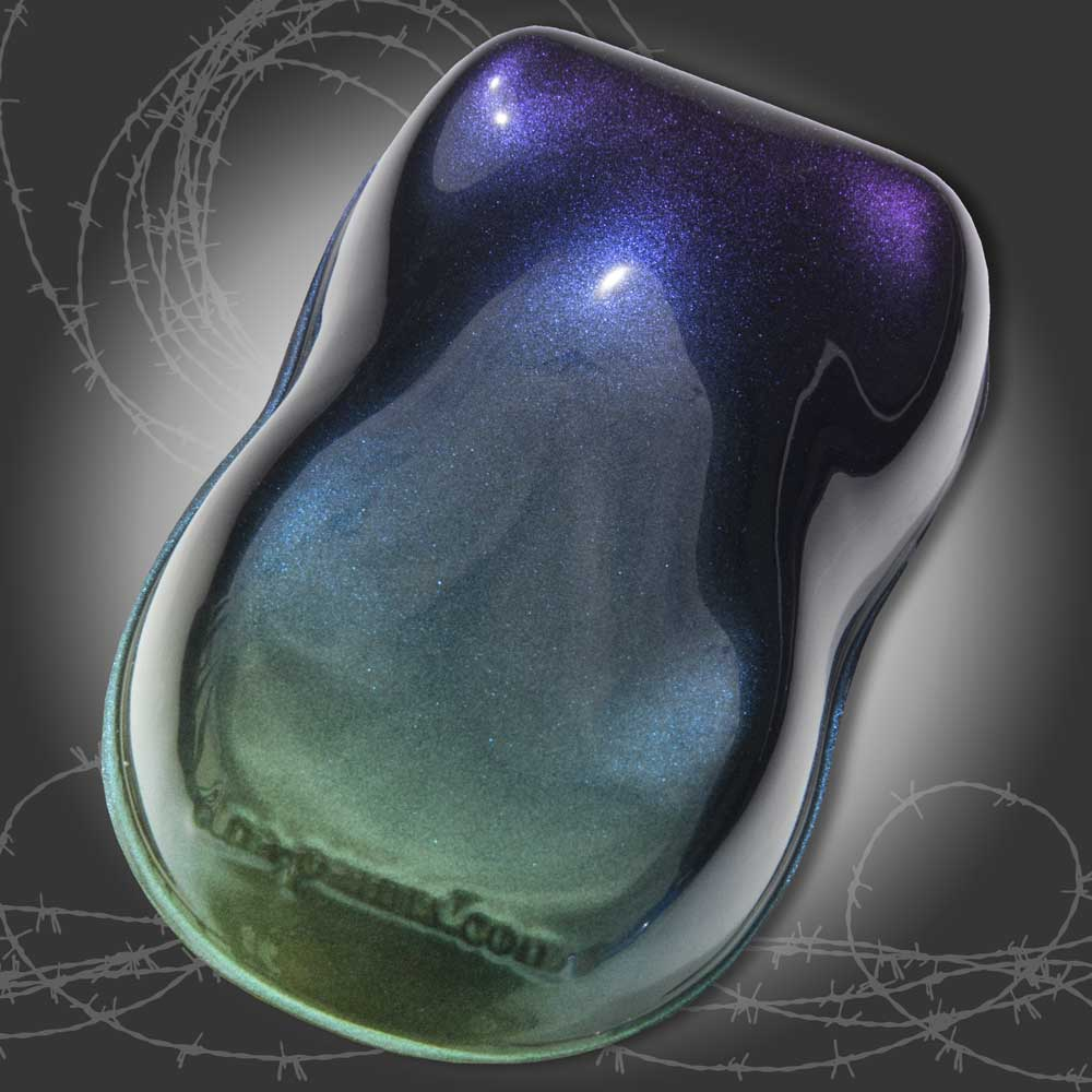 Color-Shift Pearl - Algae #C102