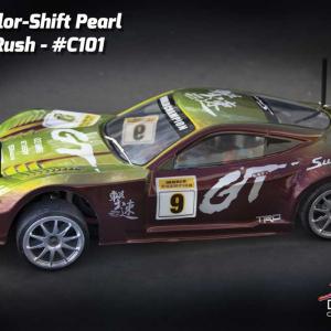 Color-Shift Pearl - Cola Rush #C101