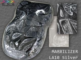 """Marbilizer LA10 """"Silver"""""""