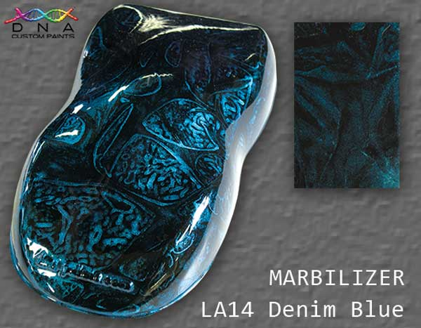 "Marbilizer LA14 ""Denim"""