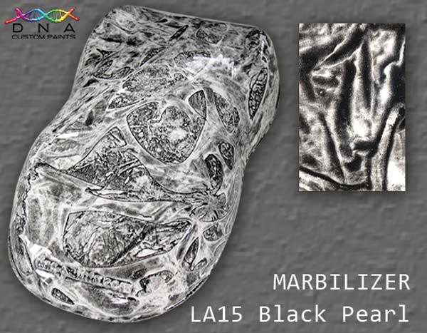 "Marbilizer LA15 ""Black Pearl"""
