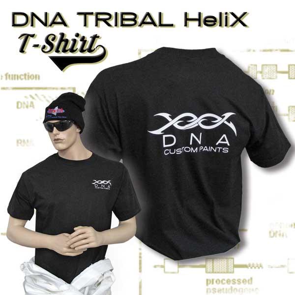 6ca7c4ac DNA Tribal T-Shirt – DNA Custom Paints