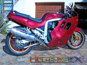 HolaSpeX - Bike