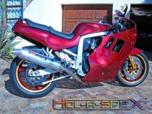 HolaSpeX - Bike