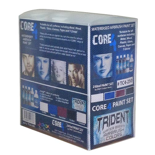 TRIDENT Core4 Set