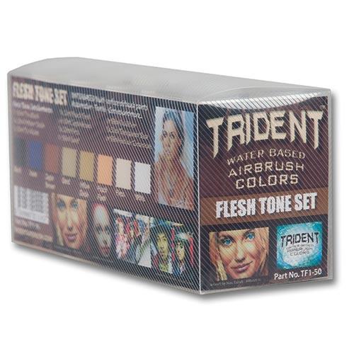 TRIDENT Flesh Tone Set