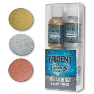 TRIDENT Metallic Set