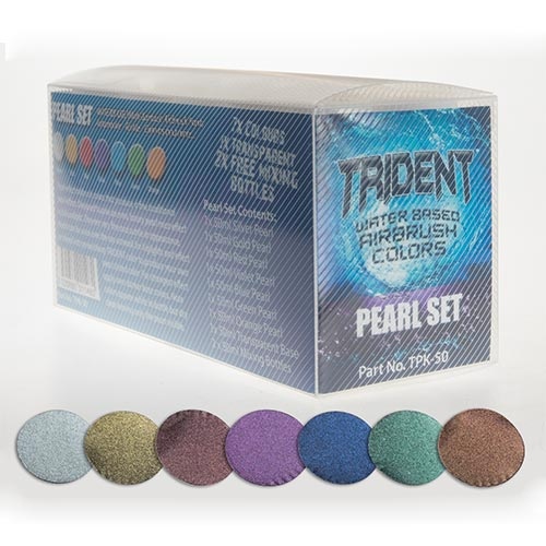 TRIDENT Pearl Set