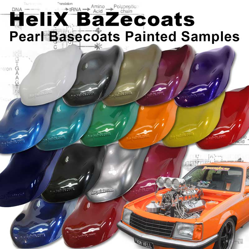 Aerosol Pearl Basecoat