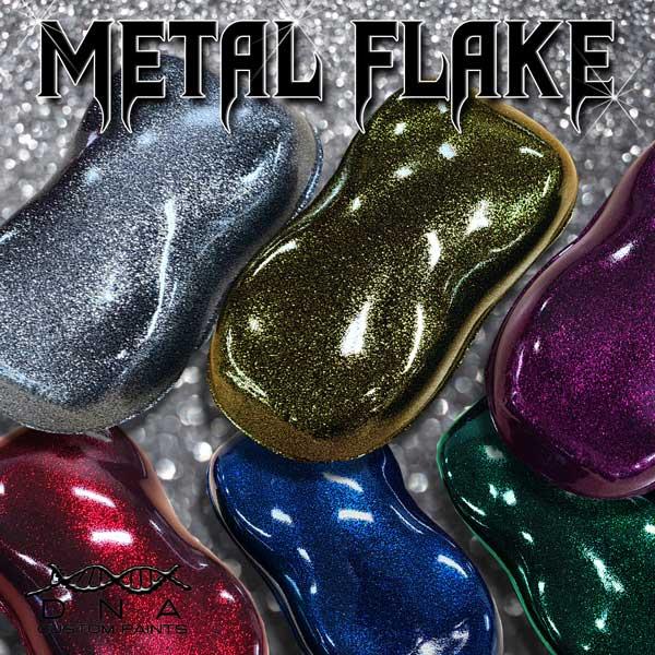 Aerosol Metal Flake