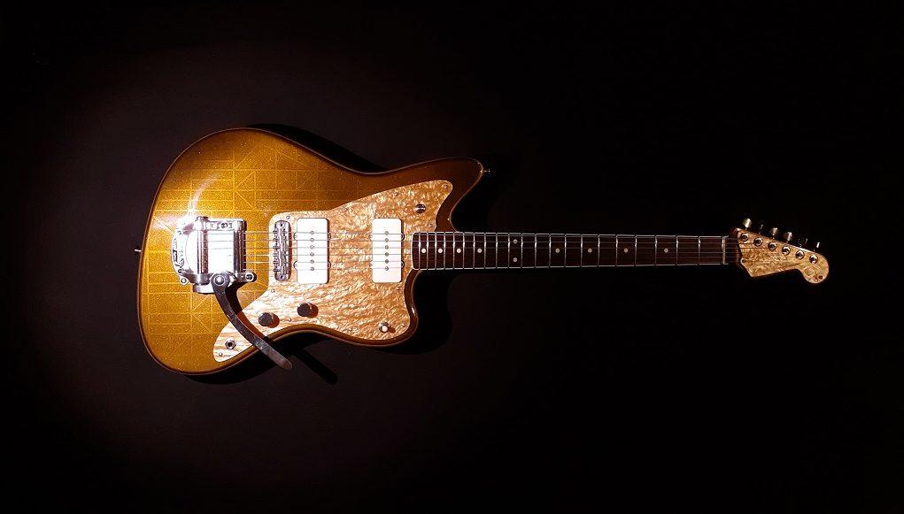 Guitar Aerosol Custom Paint